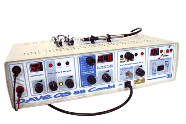 Dave GS 88 Combi Lasertherapiegerät