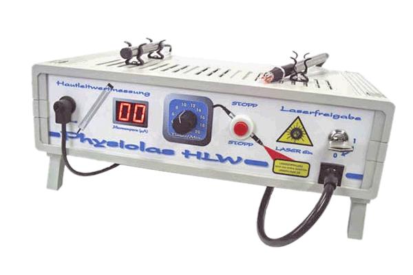 Physiolas HLW Lasertherapiegerät